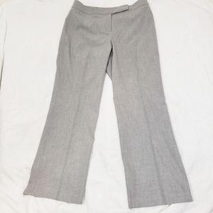 🆕 Loft Julia Solid Gray Lightweight Spring Pants